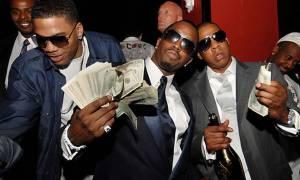 Μήπως να αλλάξουμε επάγγελμα: Δεν θα πιστεύετε πόσα λεφτά βγάζουν οι ράπερς!