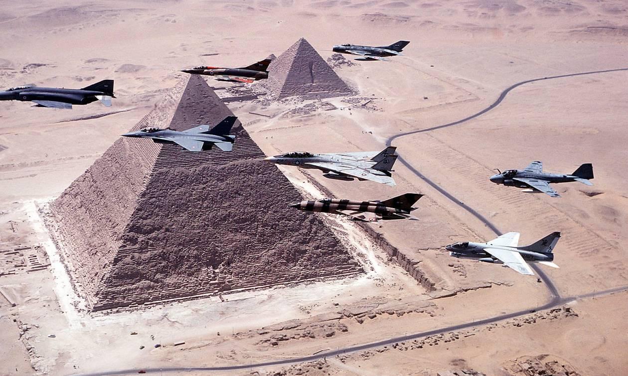 Η Ελλάδα συμμετέχει στη στρατιωτική άσκηση «Bright Star 2018» στην Αίγυπτο