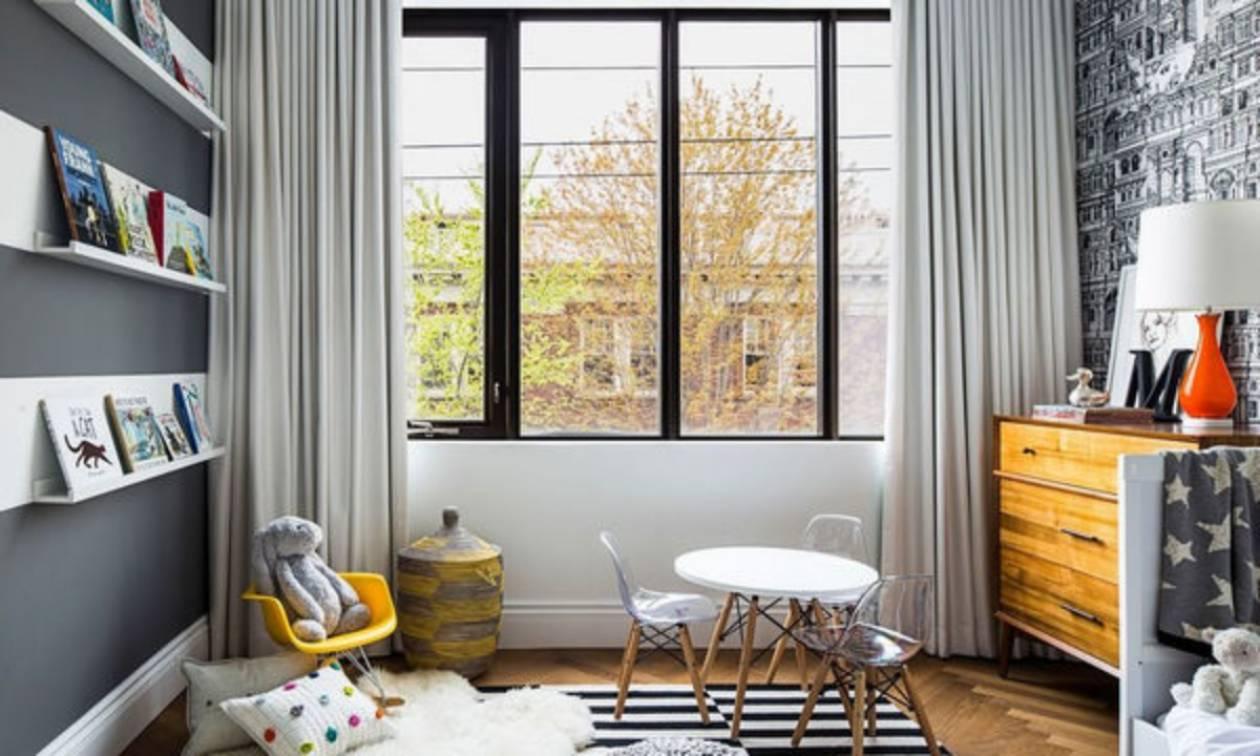 Είκοσι εντυπωσιακά και πρωτότυπα παιδικά δωμάτια που θα σας ενθουσιάσουν (pics)