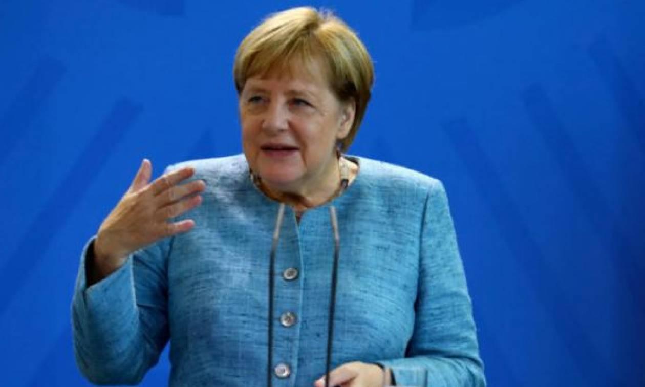 Στην Κρήτη το Νοέμβριο η Μέρκελ-Ο σκοπός της επίσκεψης της Γερμανίδας καγκελάριου