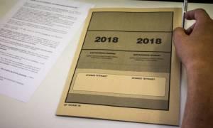 Υπουργείο Παιδείας: Κανένα λάθος στο μηχανογραφικό των Πανελλαδικών