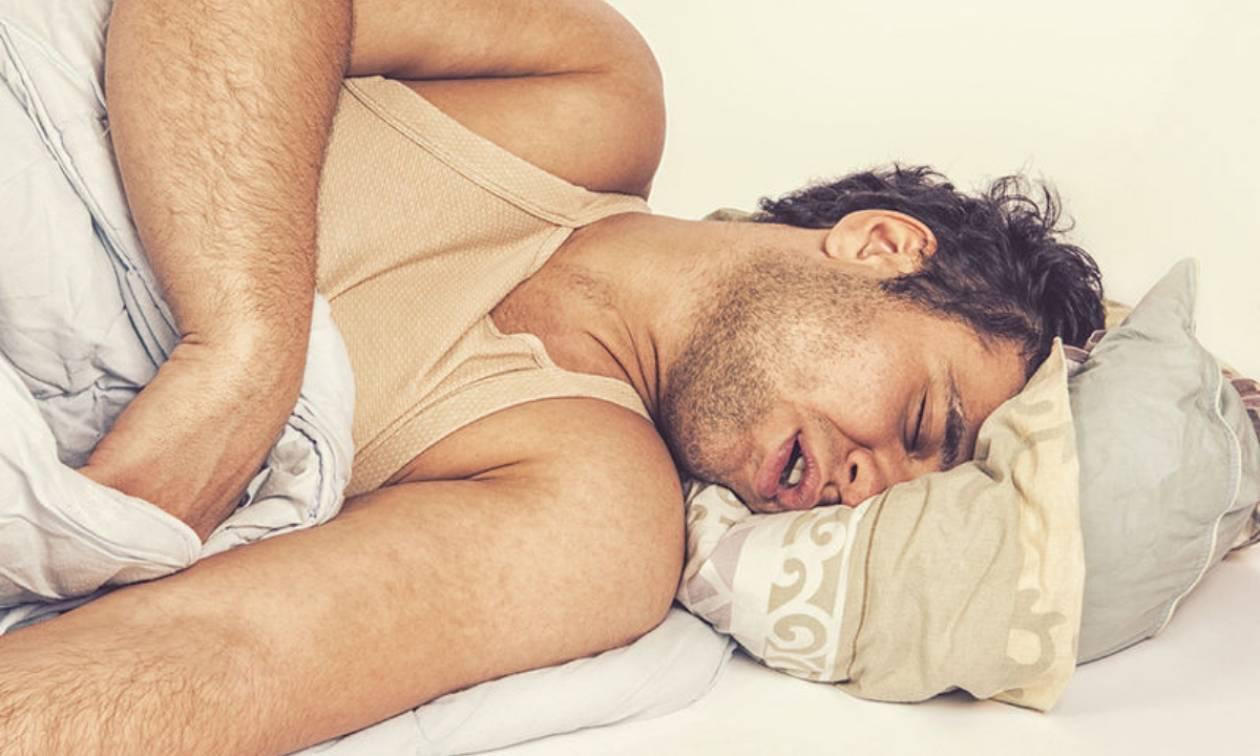 Αθηροσκλήρωση: Τα επικίνδυνα «σημάδια» στον ύπνο