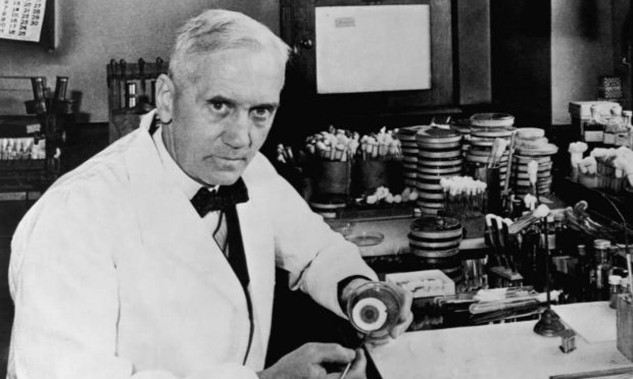 Σαν σήμερα το 1928 ο Αλεξάντερ Φλέμινγκ ανακάλυψε την πενικιλίνη