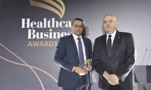 Χρυσό βραβείο στο Γενικό Νοσοκομείο Ρεθύμνου για την ανάπτυξη ιατρικών υπηρεσιών