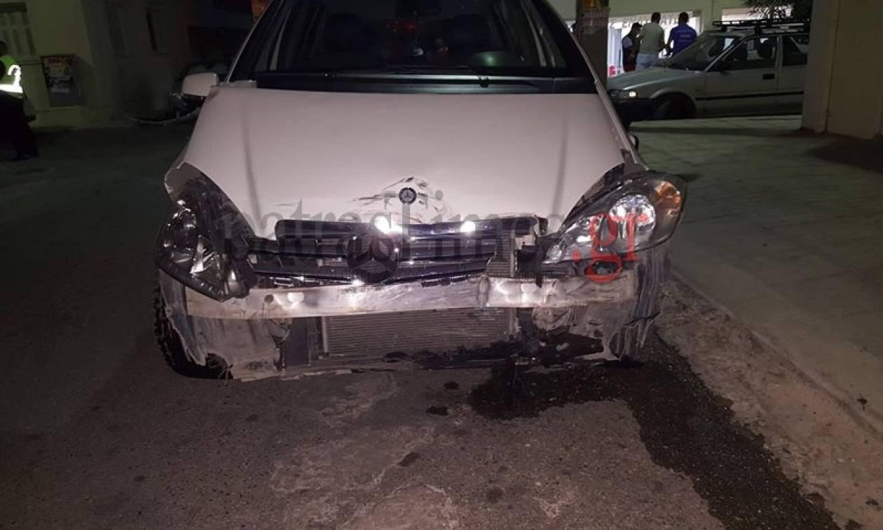 Πάτρα: Τρελή πορεία τζιπ στο κέντρο της πόλης - Έπεσε πάνω σε πέντε αυτοκίνητα