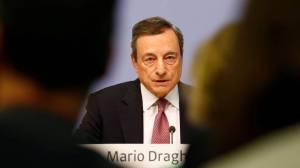 Ντράγκι: Η συμφωνία του Eurogroup βελτιώνει μεσοπρόθεσμα τη βιωσιμότητα του ελληνικού χρέους