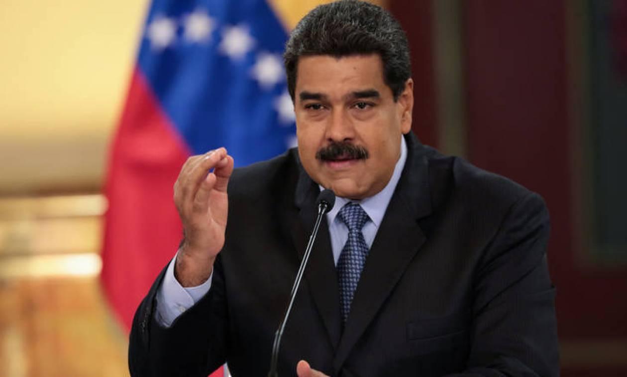 Βενεζουέλα: Σύλληψη πυροσβεστών που παρομοίασαν τον Μαδούρο με... γάιδαρο! (video)