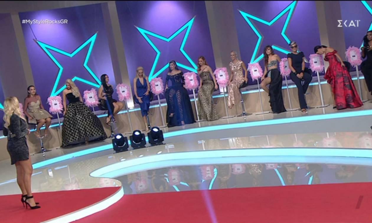 My style rocks gala: Ποια ήταν η πρώτη νικήτρια της σεζόν και ποια κοπέλα αποχώρησε;