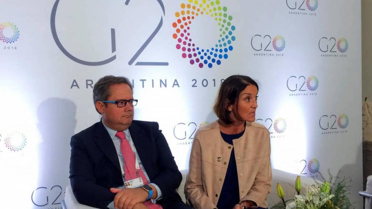 G20 - Αργεντινή: «Επείγουσα ανάγκη» για μεταρρύθμιση του Παγκόσμιου Οργανισμού Εμπορίου