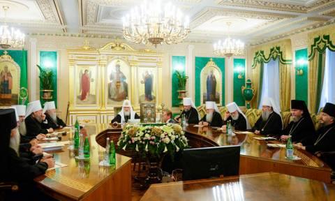Московский патриархат приостанавливает молитвенное поминовение Константинопольского патриарха