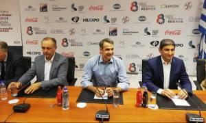 ΔΕΘ 2018: Η επίσκεψη του Κυριάκου Μητσοτάκη στην 83η Έκθεση Θεσσαλονίκης