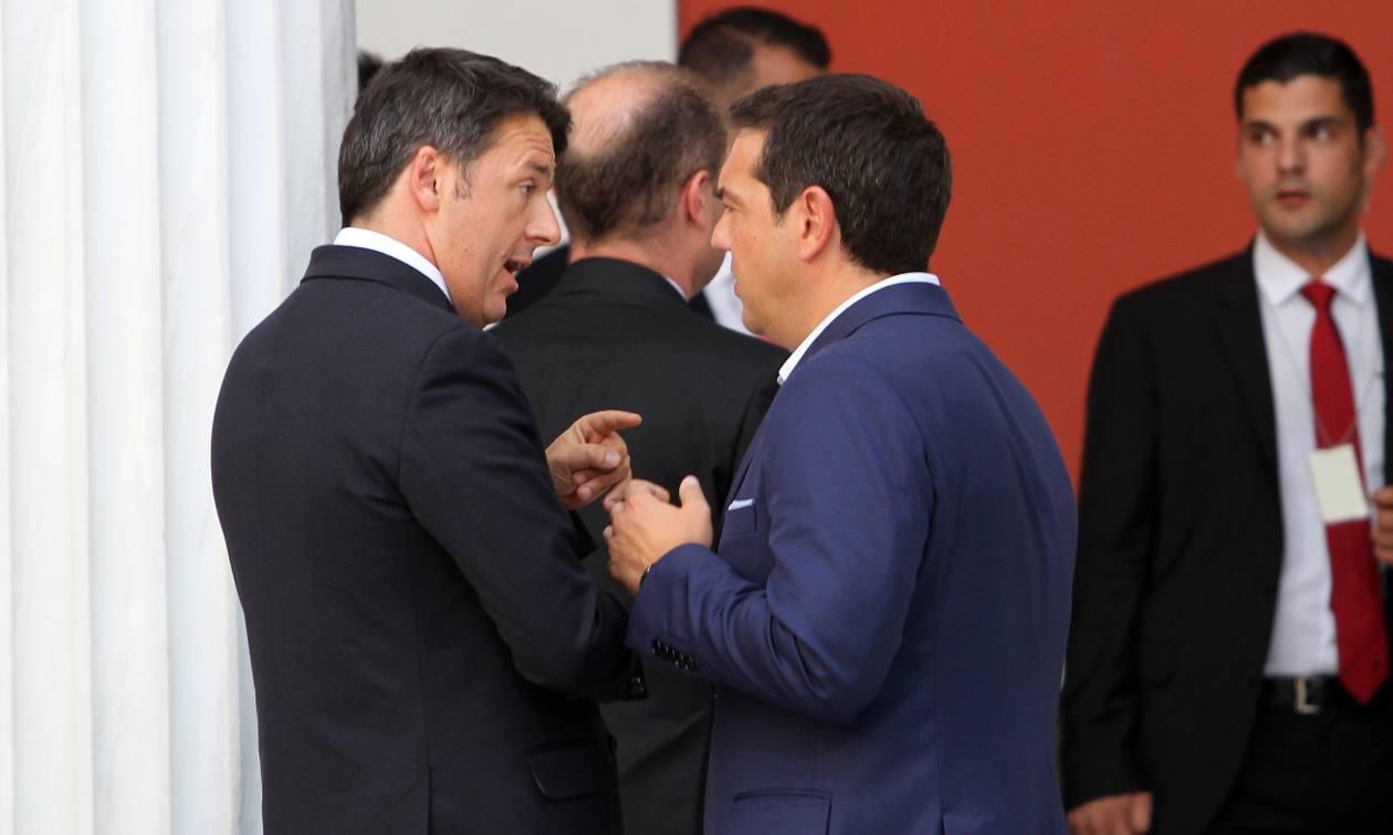 Ρέντσι: Για τις ευρωεκλογές θα ήθελα ένα μέτωπο από τον Μακρόν μέχρι τον Τσίπρα
