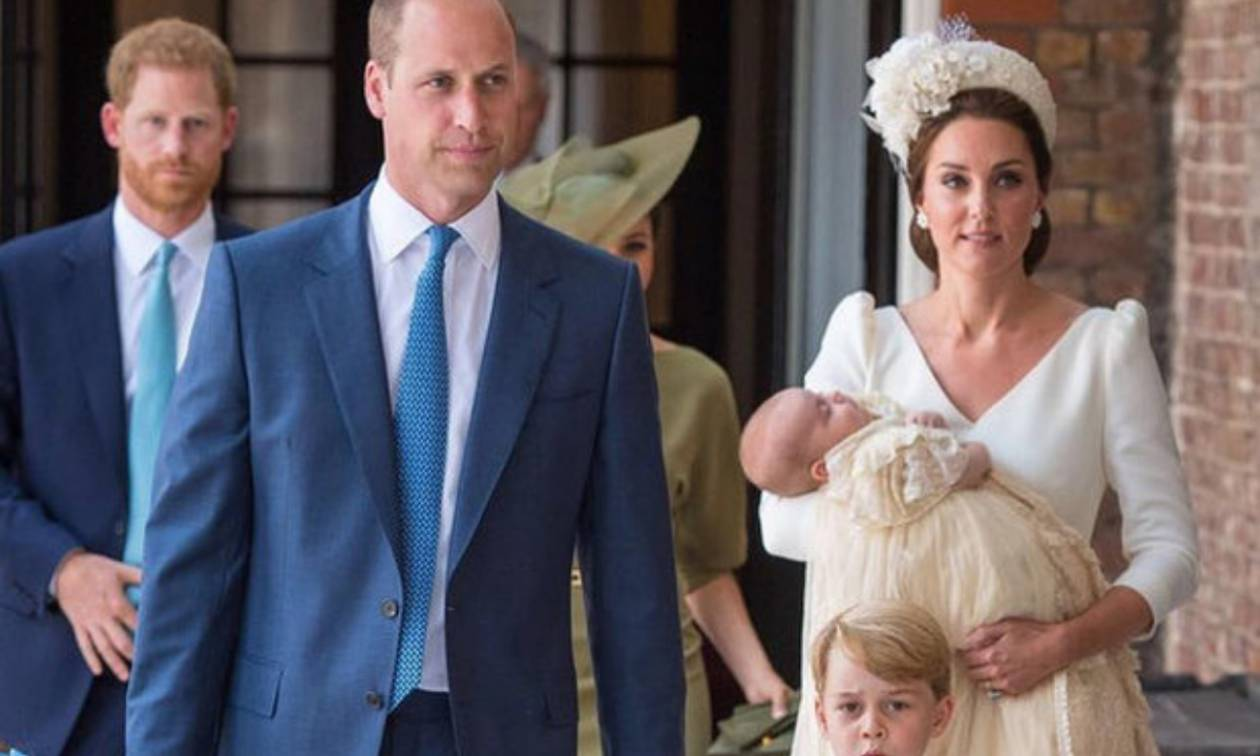 Oops! Η Kate Middleton μόλις αποκάλυψε το παρατσούκλι του William