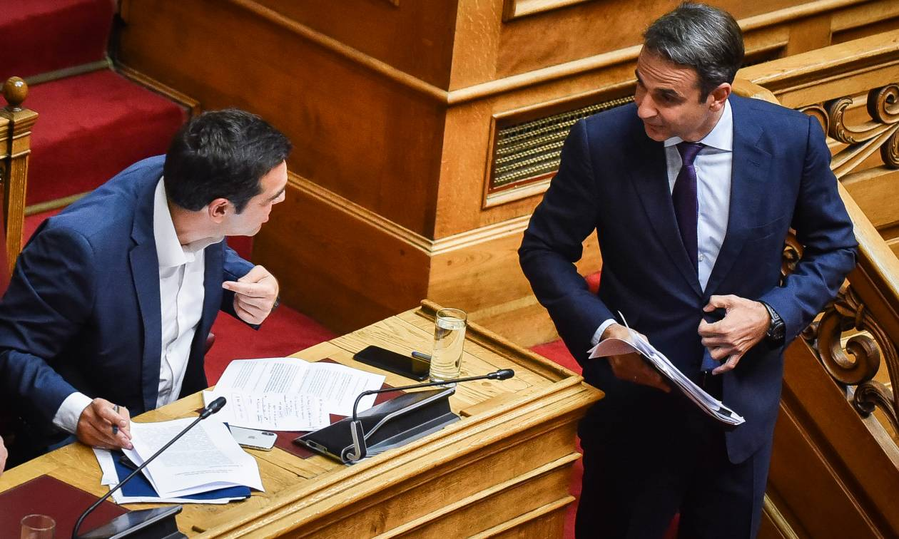 Μαξίμου: Το νέο μνημόνιο του Μητσοτάκη θα οδηγήσει τη χώρα ξανά στο ΔΝΤ