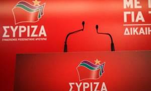 ΣΥΡΙΖΑ: Ο Μητσοτάκης αντιπροσωπεύει το παρελθόν των μνημονίων και της χρεοκοπίας