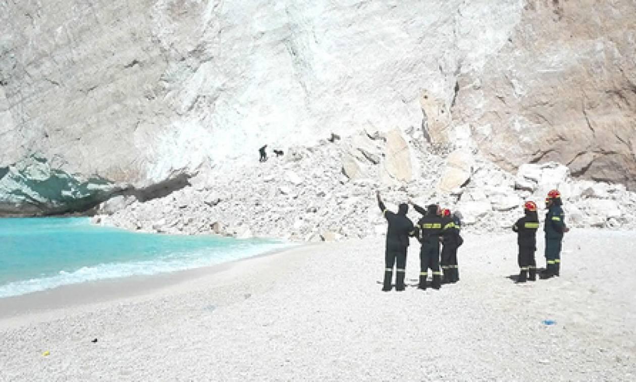 Ζάκυνθος: Ολοκληρώθηκαν οι έρευνες για τον εντοπισμό εγκλωβισμένων στο «Ναυάγιο»