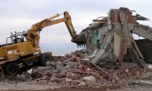 Έρχεται «μπαράζ» κατεδαφίσεων αυθαιρέτων σε όλη την Ελλάδα