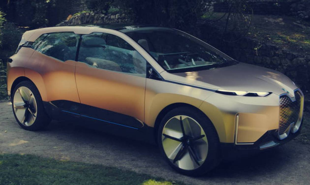 Αυτοκίνητο: Οι μελλοντικές ηλεκτρικές BMW θα μοιάζουν στο πρωτότυπο iNext