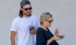 Kate Hudson: Η χαλαρή της βόλτα για street food λίγο πριν γεννήσει