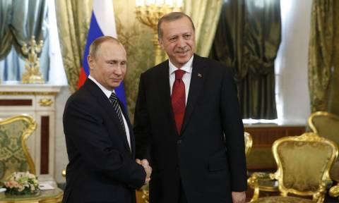 Συνάντηση Πούτιν - Ερντογάν τη Δευτέρα (17/09): Τι θα ζητήσουν οι δύο ηγέτες