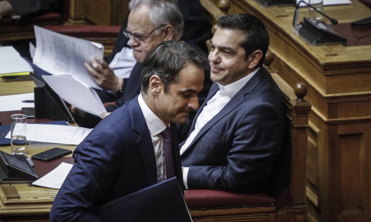 Μαξίμου: Ο Μητσοτάκης ομολόγησε ότι σκοπεύει να προσφύγει ξανά στο ΔΝΤ