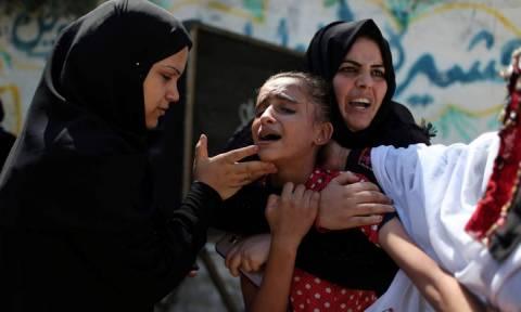 Χωρίς τέλος η αιματοχυσία στη Λωρίδα της Γάζας: Νεκρός 16χρονος Παλαιστίνιος από ισραηλινά πυρά