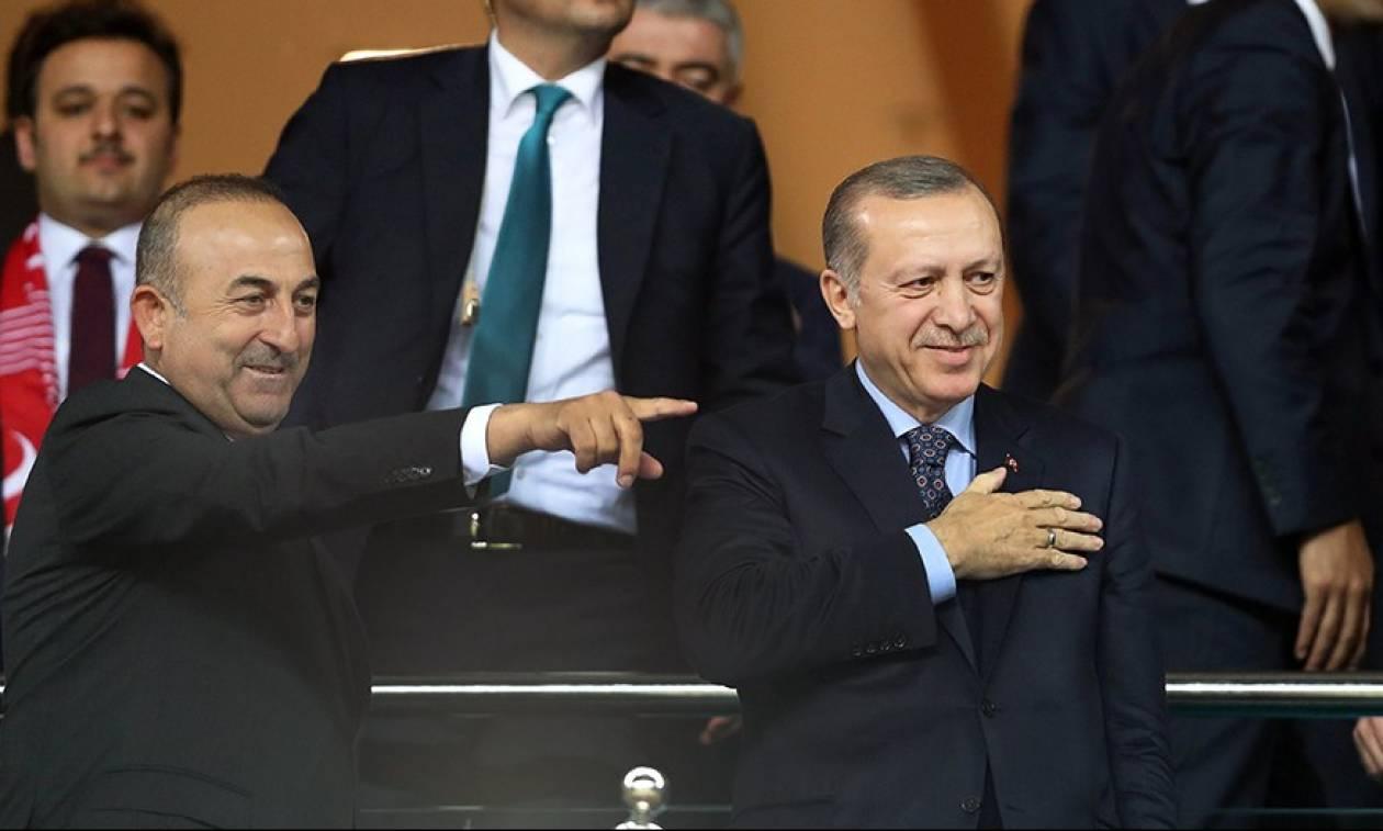 Απειλούν με πόλεμο Ερντογάν και Τσαβούσογλου: Θέμα λεπτών η εισβολή μας στην Κύπρο