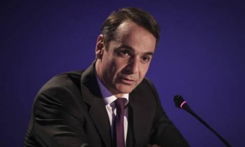 Мицотакис назвал позорным соглашение с БЮРМ по смене названия