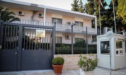 Rouvikonas members attack Iranian Embassy in Athens