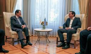 Αλέξης Τσίπρας: Η σταθερή μας στάση έχει δημιουργήσει προϋποθέσεις για το Κυπριακό (vid)