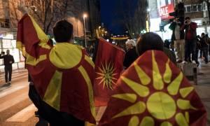Δημοσκόπηση «θρίλερ» στα Σκόπια λίγες ημέρες πριν από το δημοψήφισμα