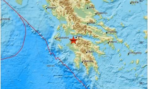 Σεισμός τα ξημερώματα στην Πάτρα - «Μπορεί να επηρέασε το Ναυάγιο στη Ζάκυνθο»