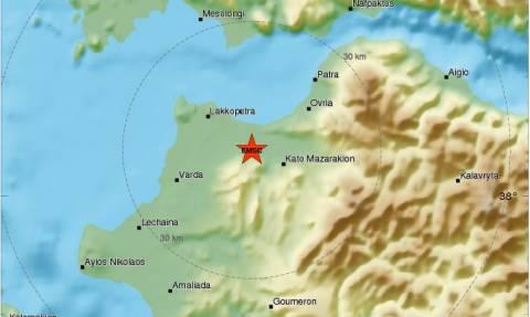 Earthquake: 4.0 Richter shake Achaia, Ilia and Aetolokarnania