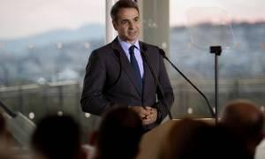 Μητσοτάκης: Η Ελλάδα θα πάει μπροστά με ισχυρή κυβέρνηση και τους πιο άξιους