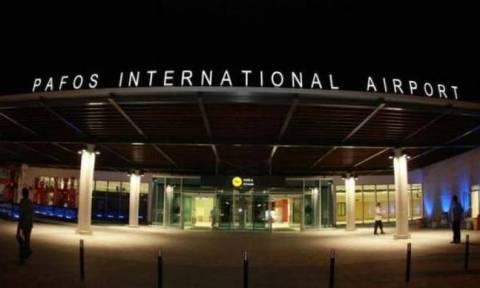 Συναγερμός στο αεροδρόμιο της Πάφου: Σήμα για φωτιά σε αεροσκάφος