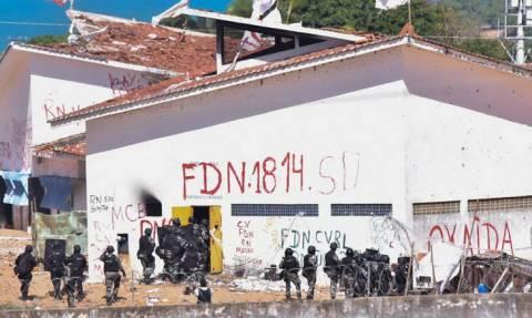 Εξέγερση σε φυλακή της Βραζιλίας με επτά νεκρούς