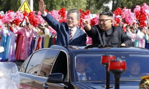 O Κιμ Γιονγκ Ουν «κλείνει οριστικά» το πεδίο δοκιμών βαλλιστικών πυραύλων Τονγκτσάνγκ-ρι