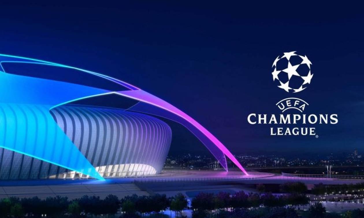 Champions League: Το πρόγραμμα της ημέρας (19/9) και οι βαθμολογίες