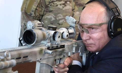 Αυτό είναι το νέο υπερόπλο του Πούτιν δια χειρός Καλάσνικοφ – Δείτε το εντυπωσιακό βίντεο