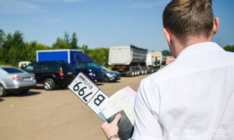 СМИ сообщили о новых видах автомобильных номеров