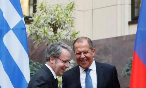 Лавров: дружеские отношение между Грецией и Россией являются элементом стабильности в Европе