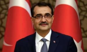 «Παραλήρημα» Τούρκου υπουργού Ενέργειας: Δεν θα δεχτούμε τετελεσμένα στη Μεσόγειο