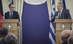 Κοτζιάς για Σκοπιανό: Στα τέλη Ιανουαρίου η επικύρωση της Συμφωνίας των Πρεσπών