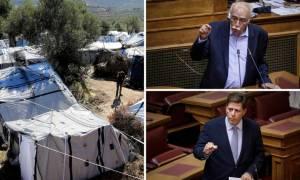 Μητσοτάκης σε Μάας Η ΝΔ δεν θα ψηφίσει τη συμφωνία των Πρεσπών