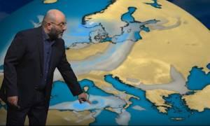 Καιρός - Αρναούτογλου: Έρχεται μεσογειακός κυκλώνας και θα «χτυπήσει» αυτές τις περιοχές