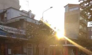 Θεσσαλονίκη: Δεν φαντάζεστε τι έκαναν στη μέση του δρόμου! Η φωτογραφία που «σαρώνει»