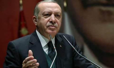 Эрдоган: Мы будем защищать интересы Турции на Кипре всеми возможными способами