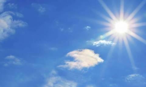 Sunny weather forecast on Sunday
