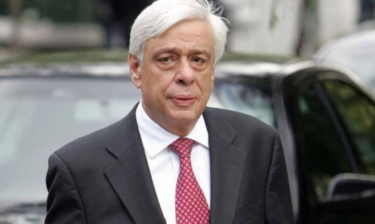 Παυλόπουλος: Χρειάζεται αλληλεγγύη μεταξύ των κρατών-μελών της ΕΕ