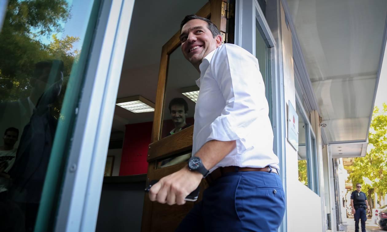 Τσίπρας To comeback της Ελλάδας είναι μια καλή είδηση για τη Γερμανία και την ΕΕ